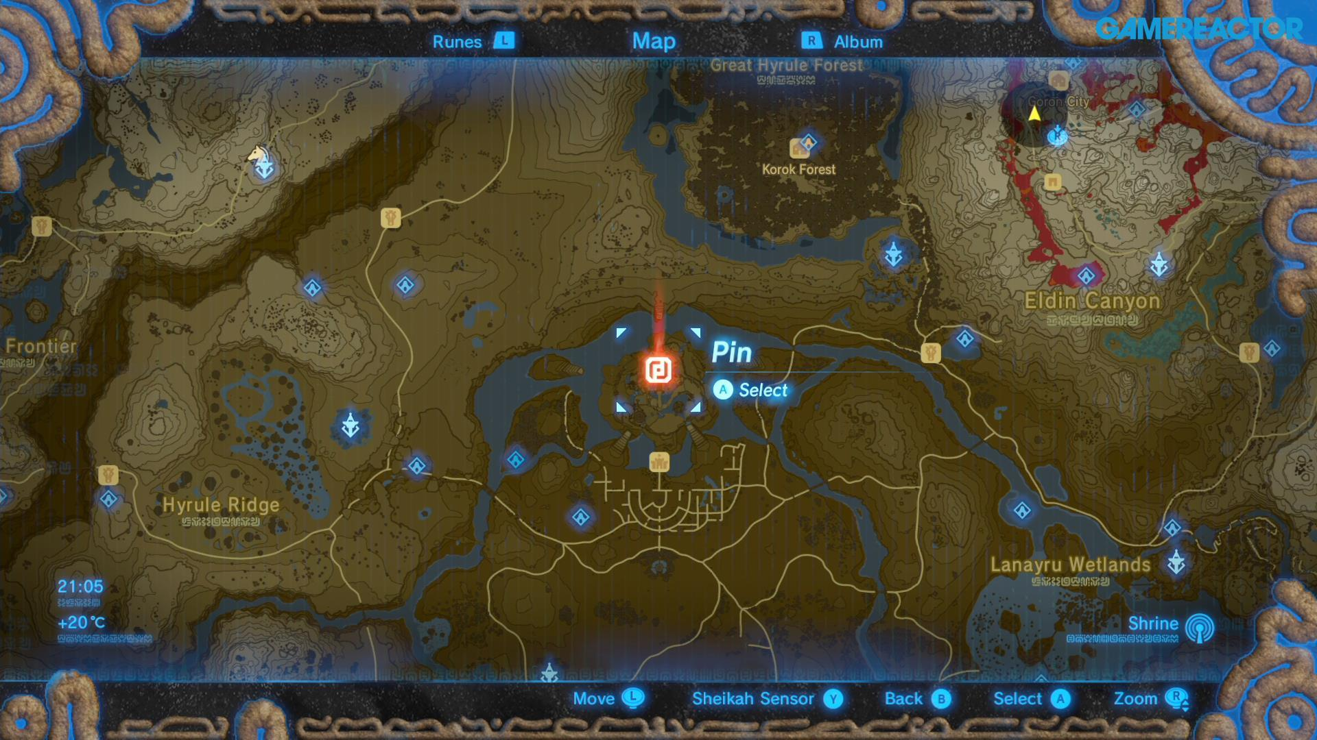 Pictures Of The Secrets Of The Legend Of Zelda Breath Of The Wild 17 21