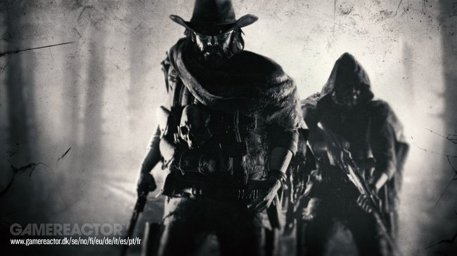 We've been playing Hunt: Showdown with Crytek