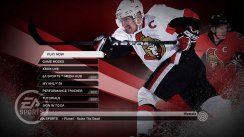 Our screens from NHL 09