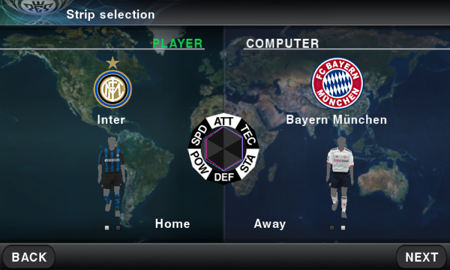 PES 11 shoots for Windows Mobile