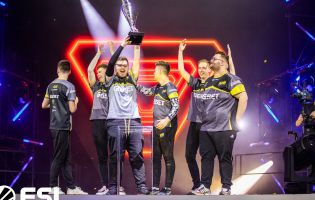Rainbow Six Pro League Season 10 finals won by NaVi