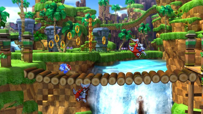 Hands-on: Sonic Generations