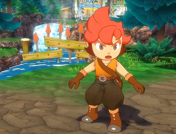 Little Town Hero to get physical release for PS4