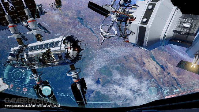 Space survival game Adrift gets HTC Vive support