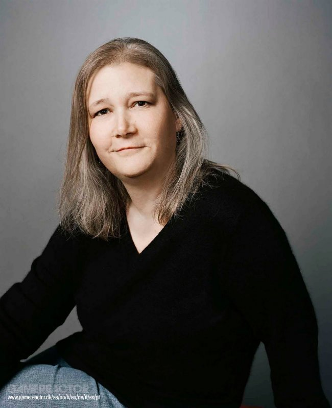 Amy Hennig to be awarded a BAFTA next month