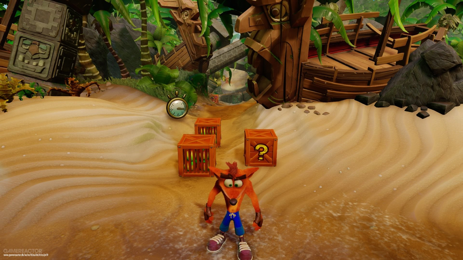 Pictures Of Crash Bandicoot Nsane Trilogy 1 3