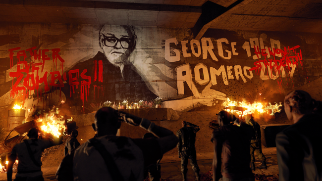 Dying Light unveils George A. Romero tribute