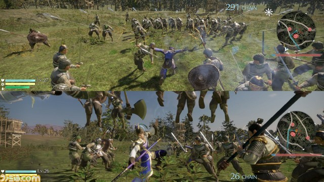 Dynasty Warriors 9 will get split-screen and online co-op