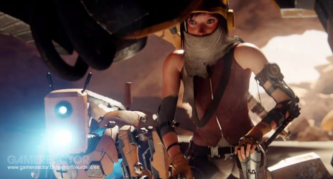 We talk to Keiji Inafune about the upcoming ReCore