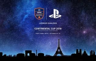 EA and PS4 partner for the Continental Cup FIFA event