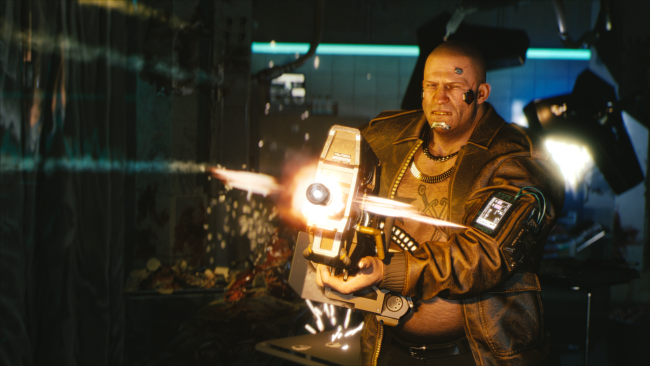 Cyberpunk 2077 doesn't have a morality system