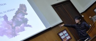 Monster creation with Capcom's Tsujimoto