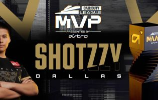 Shotzzy crowned Call of Duty League 2020 MVP