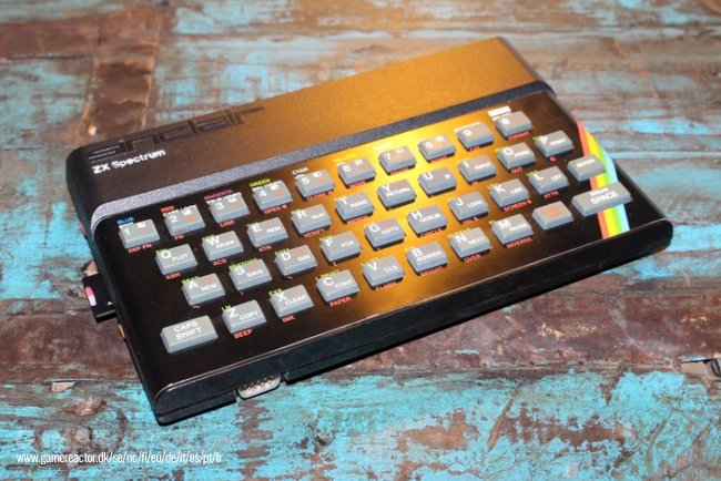 There's a new ZX Spectrum Kickstarter...