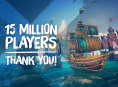 Sea of Thieves now has more than 15 million players