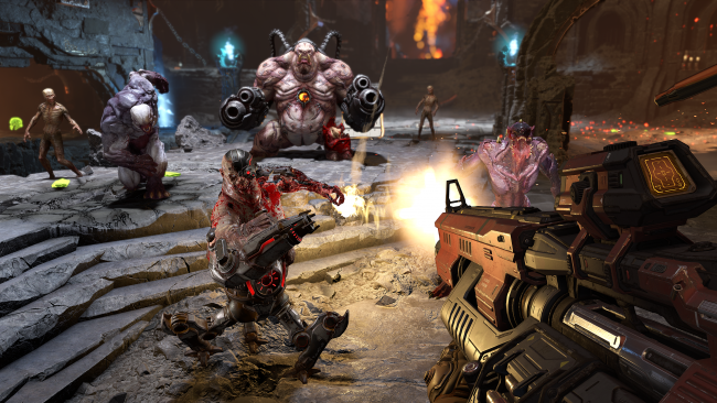 Surviving Hell: Getting Started in Doom Eternal