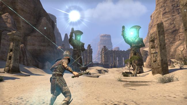 The Elder Scrolls Online Review - Gamereactor