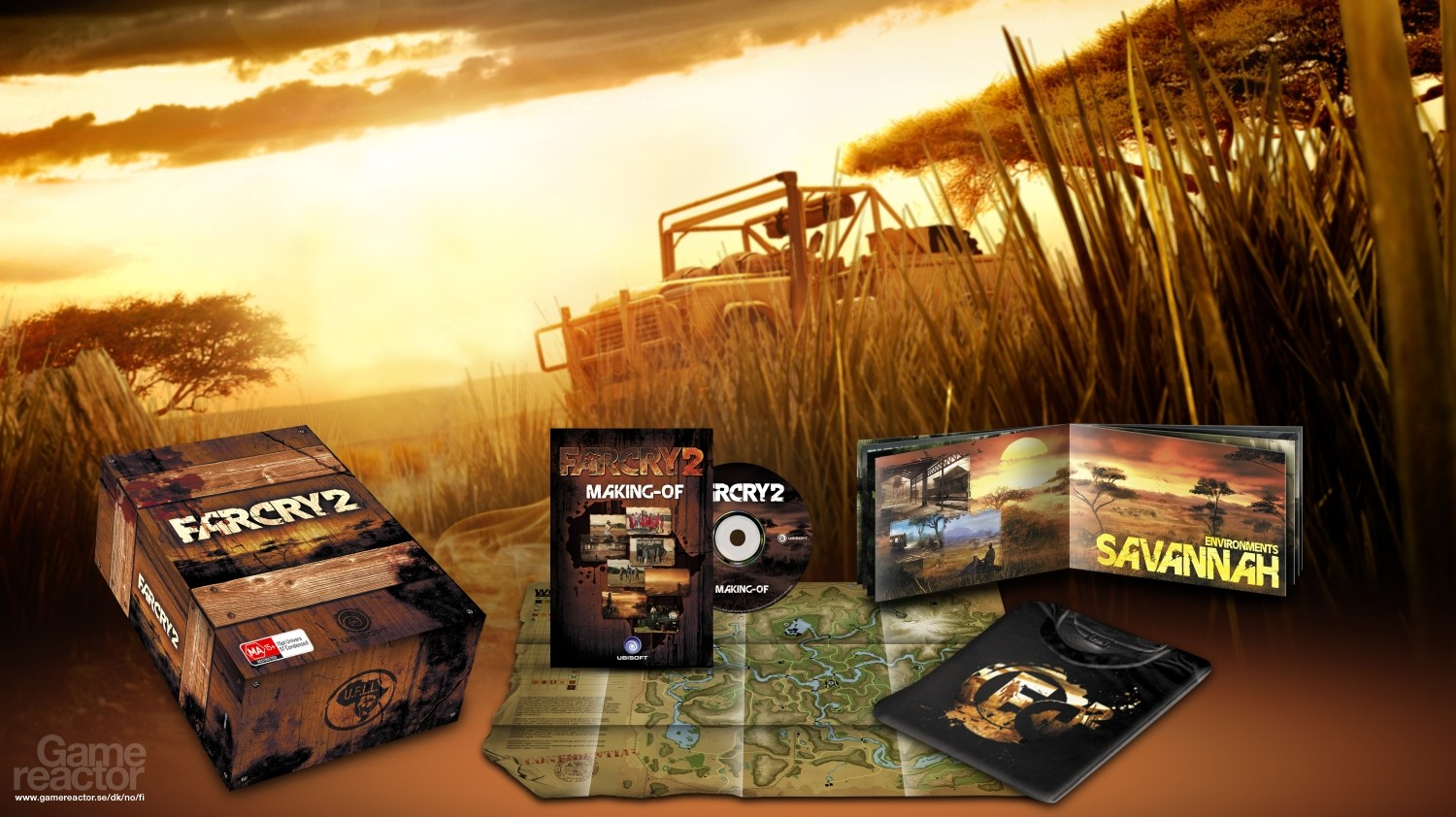 Pictures Of Far Cry 2 Gets Wooden Box 2 2