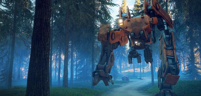 Two hours of Generation Zero gameplay