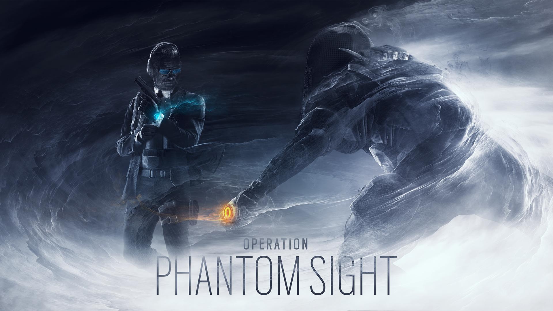 Siege S Operation Phantom Sight Operators Have Full Reveal