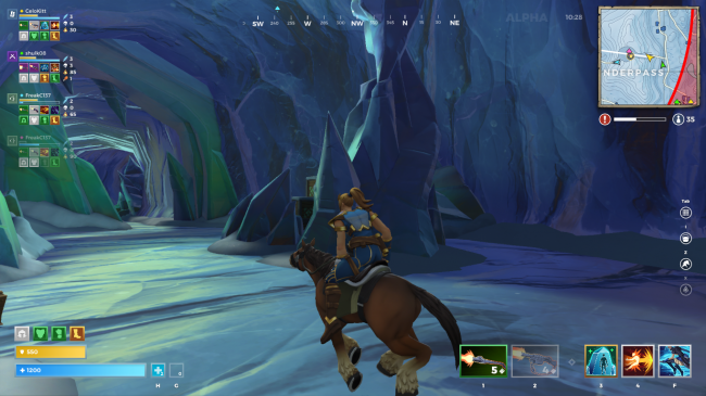 "Realm Royale changing ""slow creep"" of Battle Royale matches"