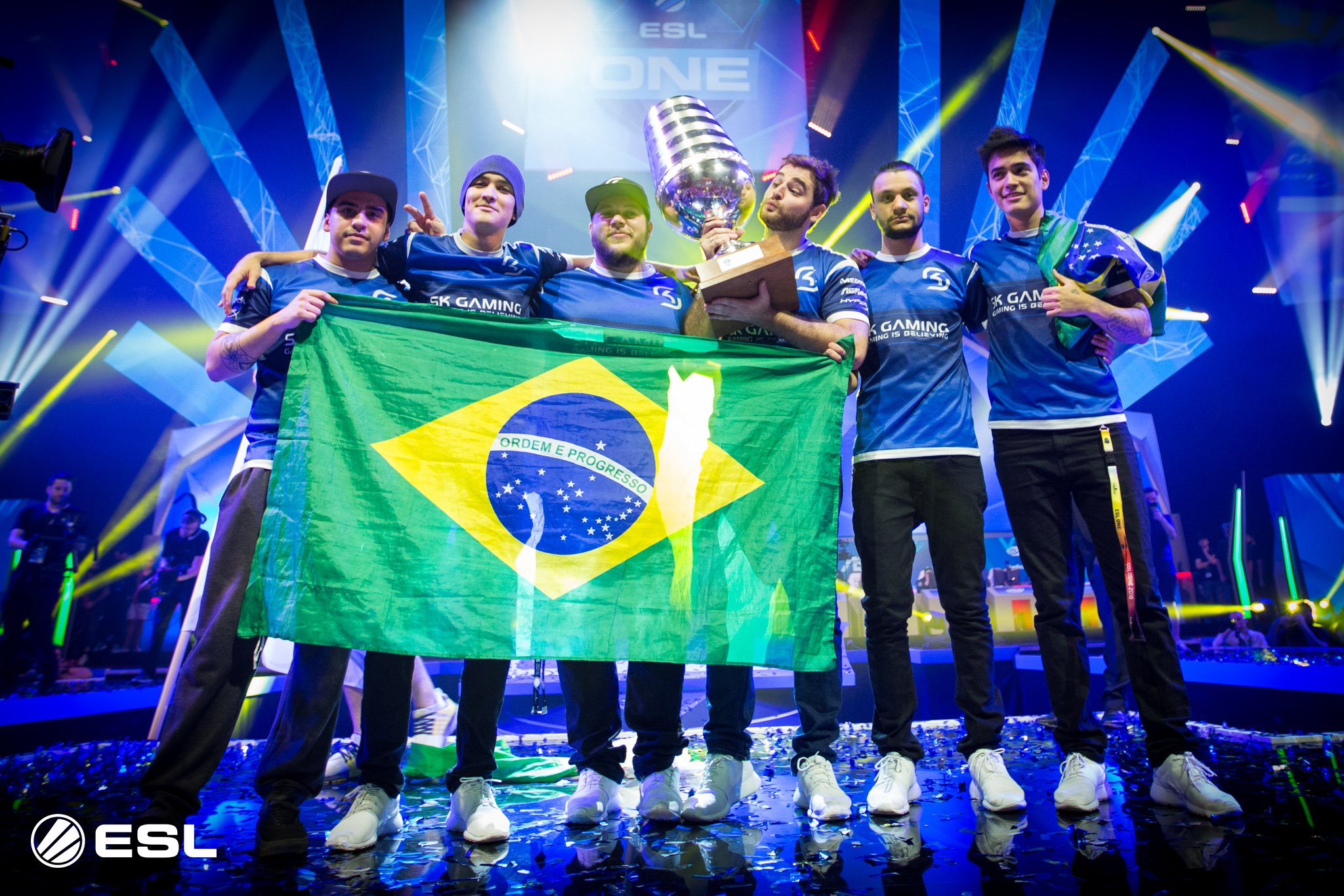 SK Gaming takes the win at ESL One Cologne - Counter-Strike: Global  Offensive - Gamereactor