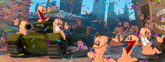Worms WMD - Hands-On Impressions