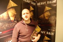 Launch interview: David Cage on Heavy Rain