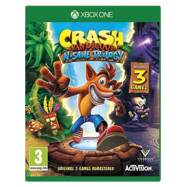 Crash Bandicoot: Nsane Trilogy