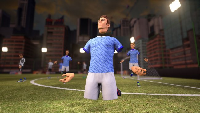 VRFC Virtual Reality Football Club scores a release date
