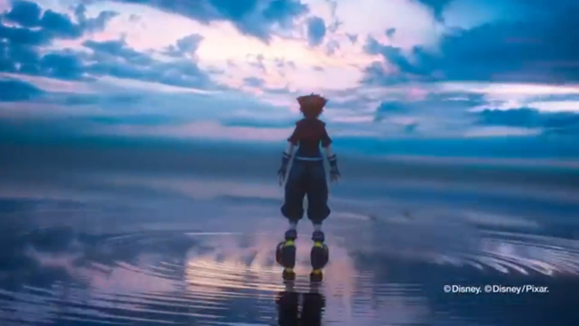 See Kingdom Hearts III's opening movie in new trailer