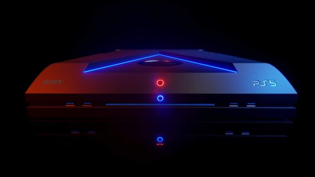 No, Playstation 5 won't look like this either
