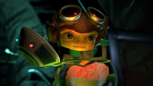 Psychonauts 2 file size is 28 gigabytes