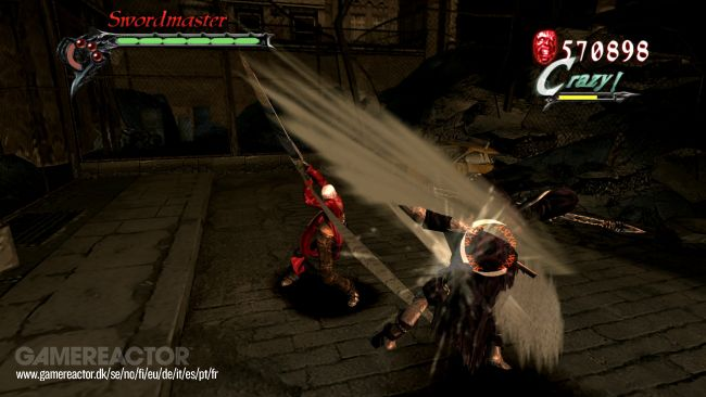 Devil May Cry 3 Special Edition hits the Switch