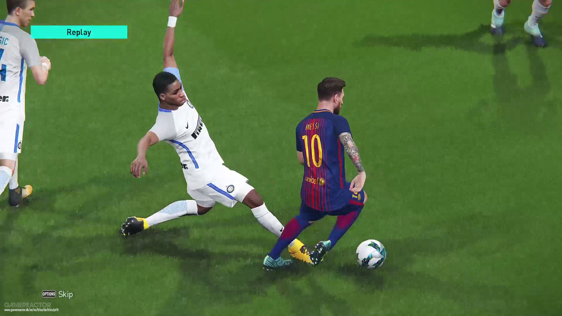 Watch Some Pes 2018 Demo Gameplay Before Launch Pro