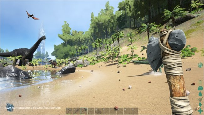 how to create your own ark server ps4