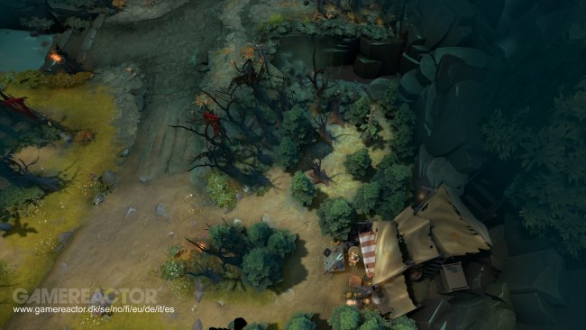 latest dota 2 update changes up the map layout gamereactor uk