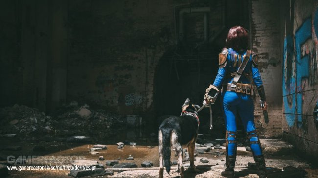 Amazing Fallout 4 cosplay by Viverra