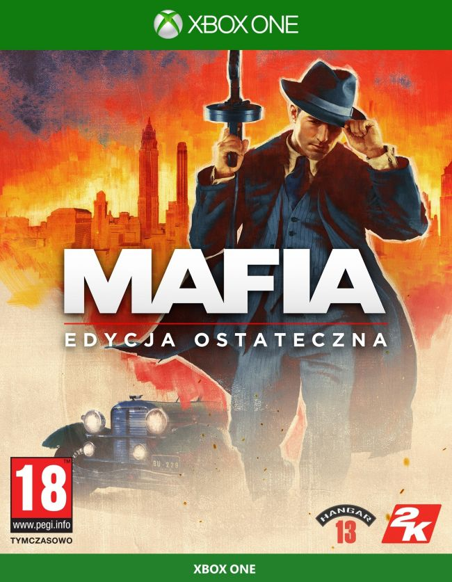 Mafia: Definitive Edition officially delayed