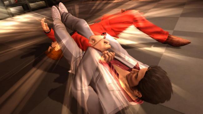 New screenshots from the Yakuza 3 remaster