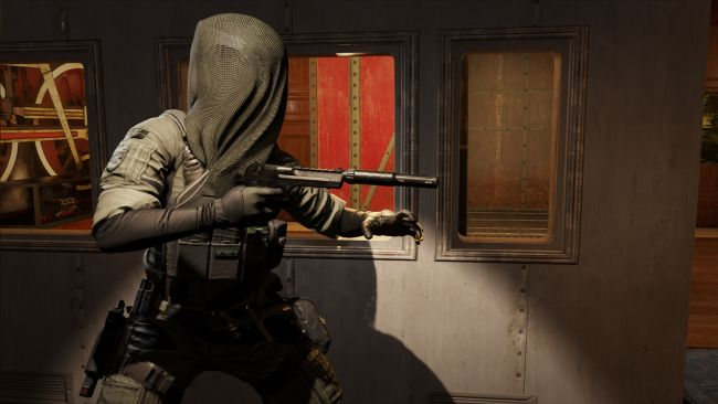 New Rainbow Six: Siege patch tweaks shield and Operators