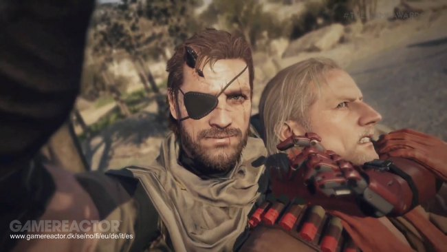 Rumour: Metal Gear Solid V Definitive Edition on its way
