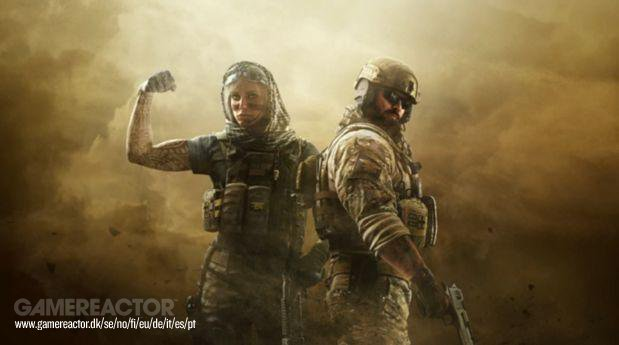 Rainbow Six: Siege's Dust Line DLC dated in new trailer