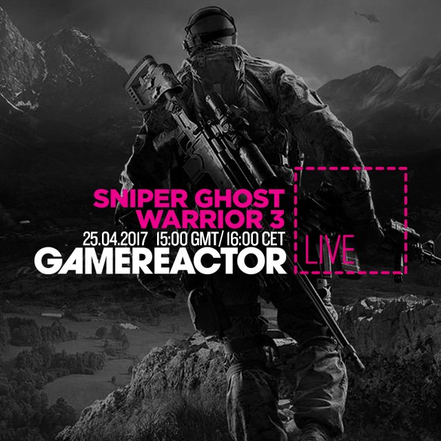 Today on GR Live: Sniper Ghost Warrior 3