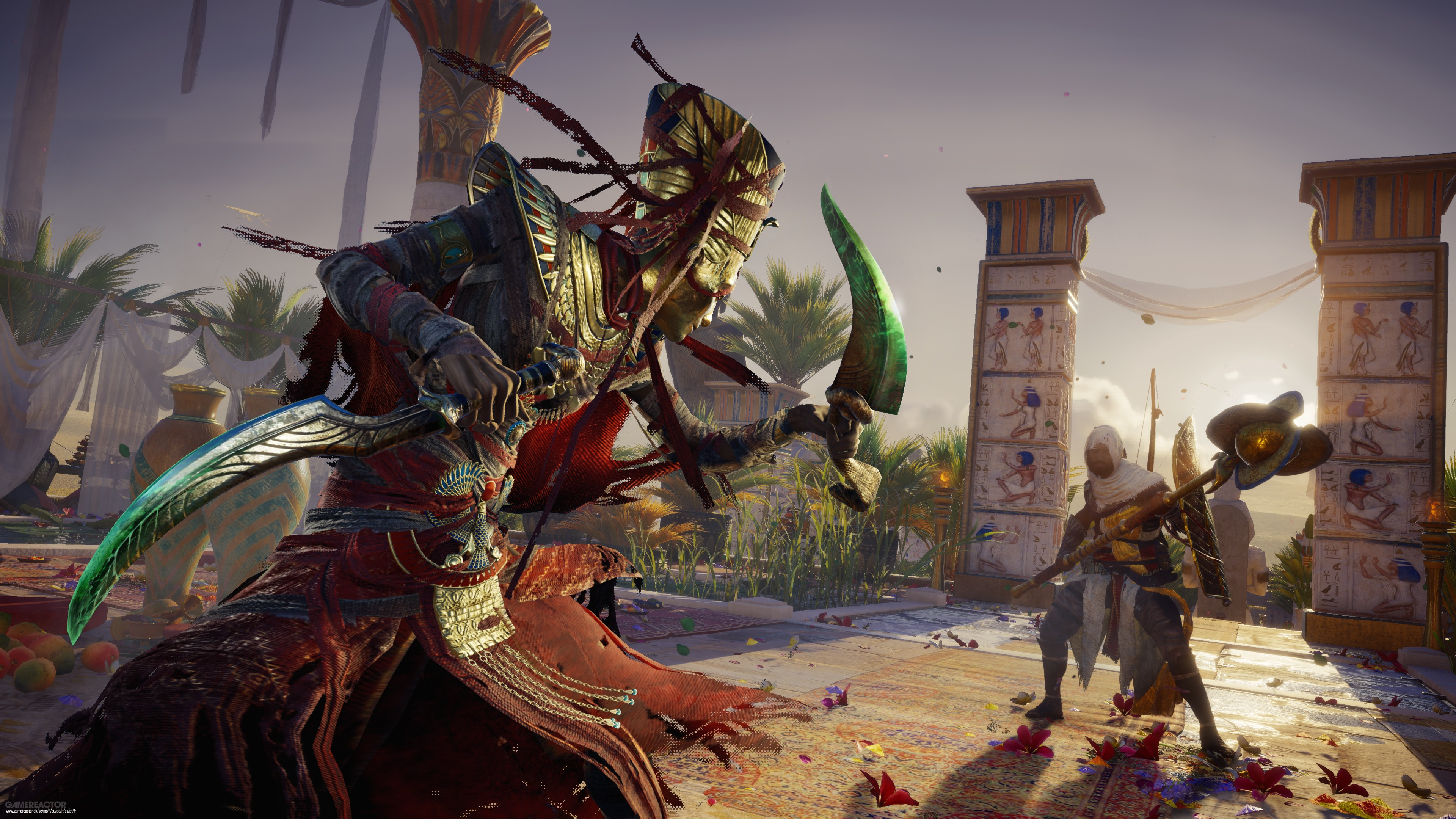 Pictures Of Assassin S Creed Origins Curse Of The Pharaohs 3 4