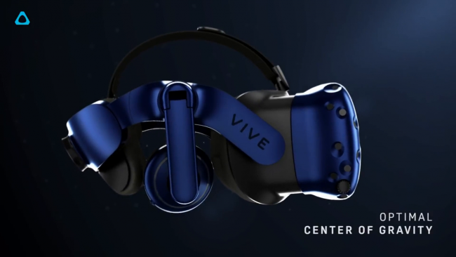 HTC Vive Pro launches in early April for £800