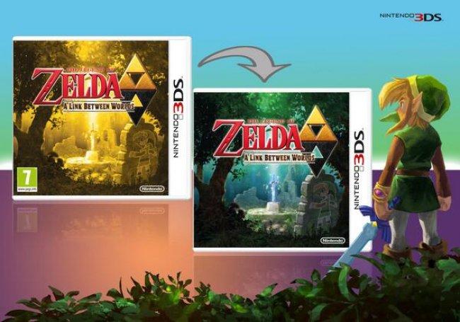 Pictures Of The Legend Of Zelda A Link Between Worlds 45133