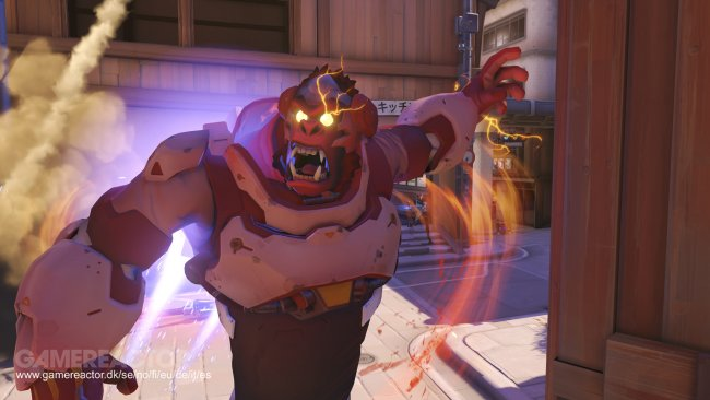 Overwatch: Hands-on Impressions
