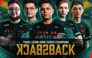 Florida Mutineers win Call of Duty League Paris Home Series