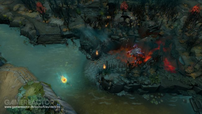 latest dota 2 update changes up the map layout